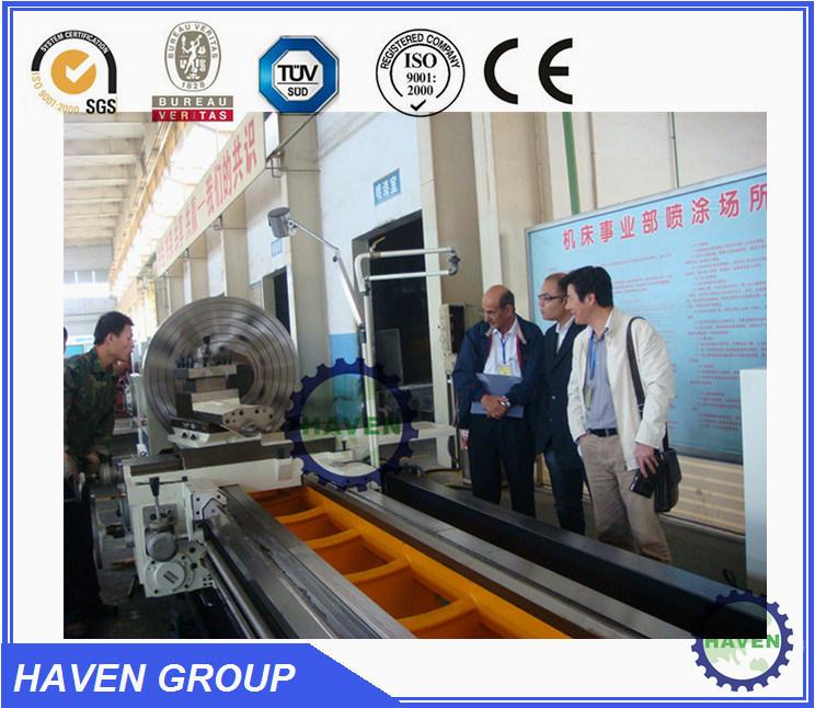 CW61100Dx14000 Heavy Duty Horizontal Lathe Machine, Horizontal Turning Machine