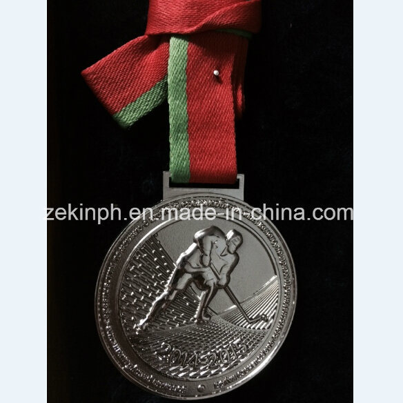 Custom Zinc Alloy Medal with Lanyard for Rewards
