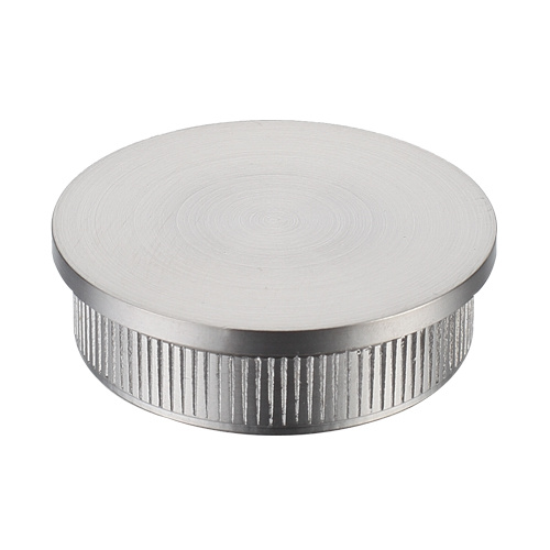 Stainless Steel End Cap for Railing Sytems