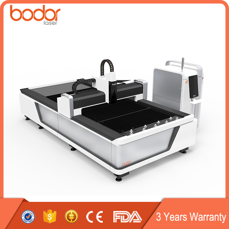 China Supplier 500W 1000W CNC Fiber Laser Cutter Machine