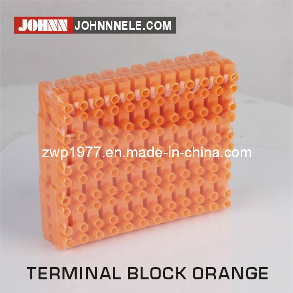 Plastic Fused Terminal Blocks with CE