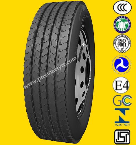 Light Truck Tire, Truck Tire, TBR (245/70R19.5 265/70R19.5 285/70R19.5)