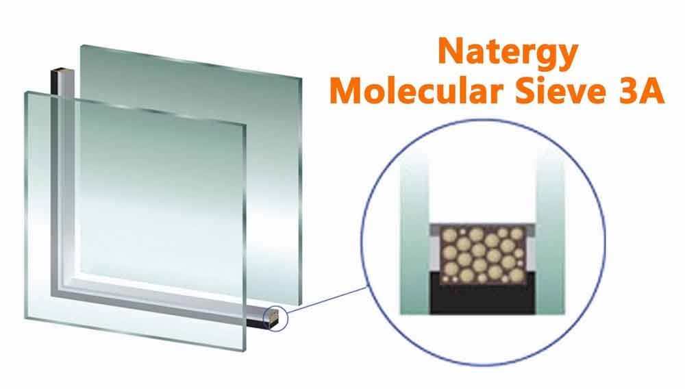 Molecular Sieve 3A with Low Dust