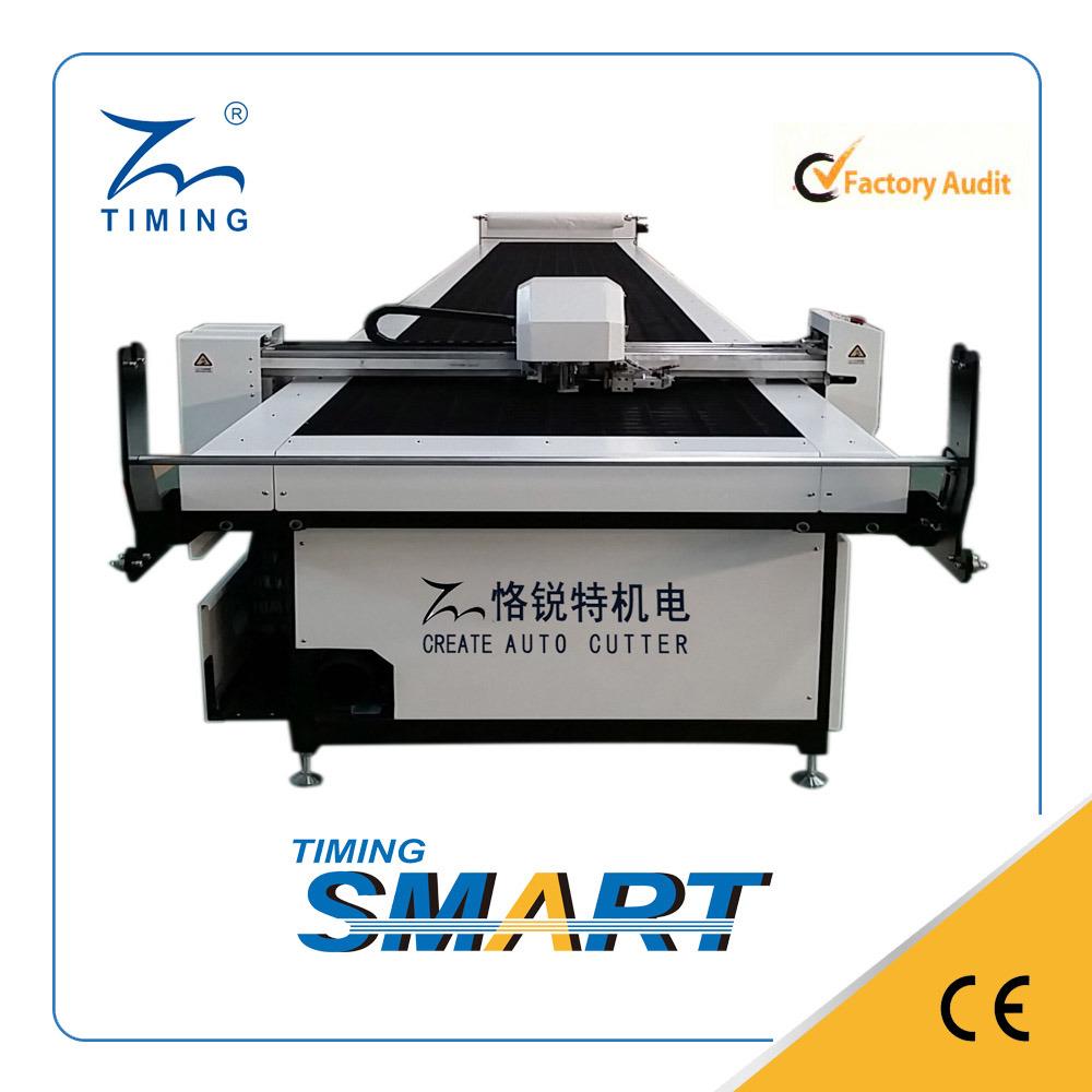 Tmcc-S Single Layer Automatic Cloth Cutting Machine