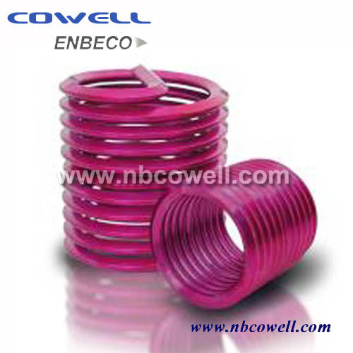 Wire Thread Insert for Plastic Machine