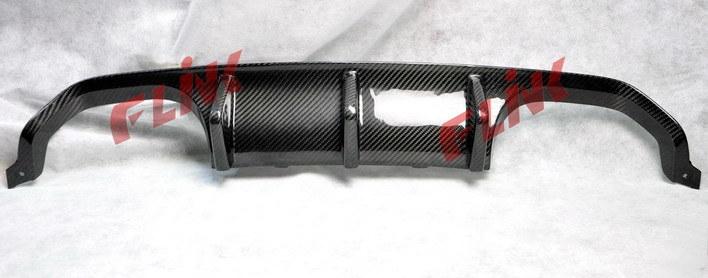 Carbon Fiber Auto Parts Spoiler for BMW M3 Diffusor M4 Diffuser F80 F82