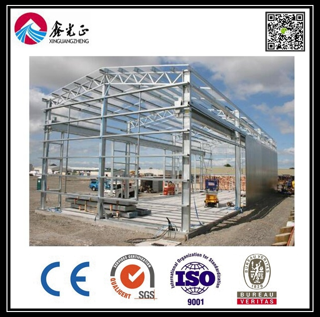 Prefabricated Steel Structure Warehouse (BYSS-111)