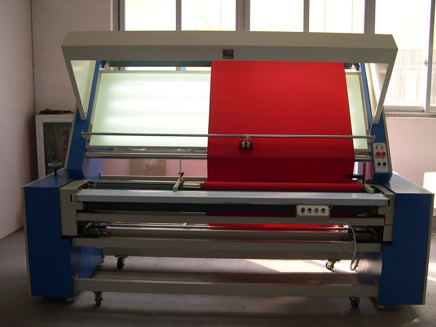 Fia-2000 Fabric Inspection Machine / Textile Rolling Machine