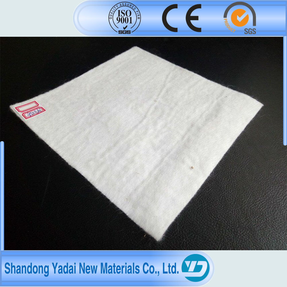 High Tensile Strength Synthetic Geotextile Nonwoven Geotextile Waterproof