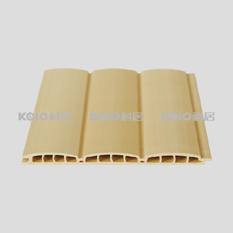 Furniture Material WPC Wardrobe Sliding Door Panel (PB-135)