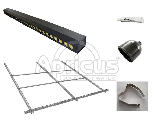 Solar Water Heater APCP-30-Kit
