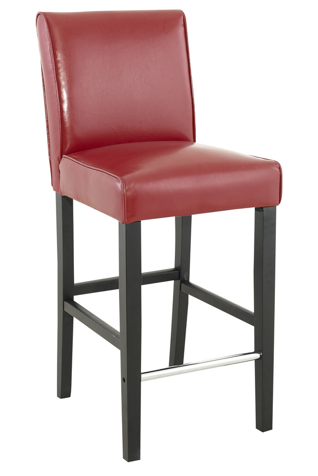 China Wood Leather Padded Bar Stool DO 6003A 1 China  : Wood Leather Padded Bar Stool DO 6003A 1  from hebrane.en.made-in-china.com size 620 x 928 jpeg 120kB