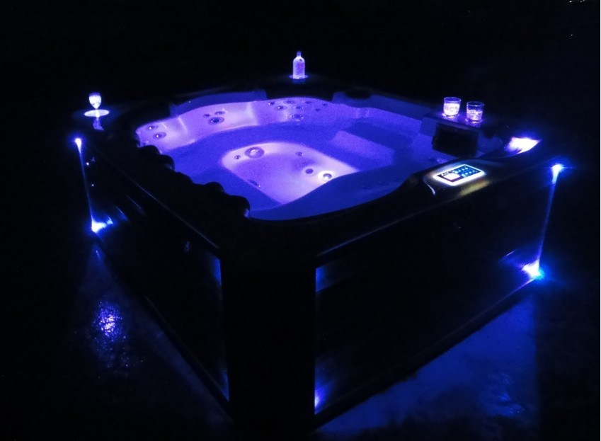 China 6 Person Jacuzzi SPA/ Pool SPA / Hot Tub - China ...
