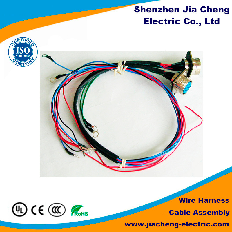 High Quality Wiring Harness and Computer Cable with OEM Service