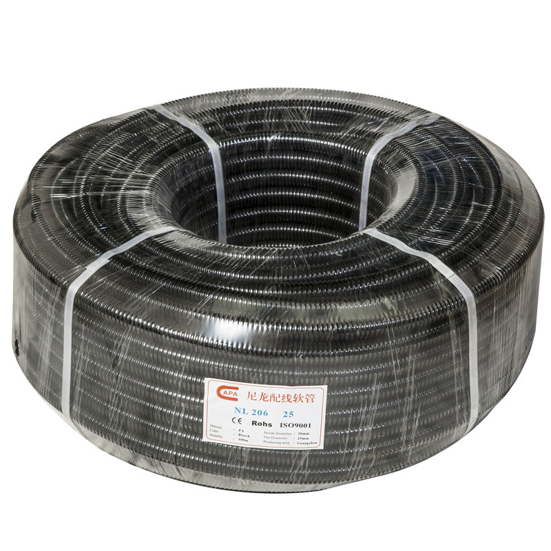 High Quality Flexible HDPE Pipe with UL and CE Certificate