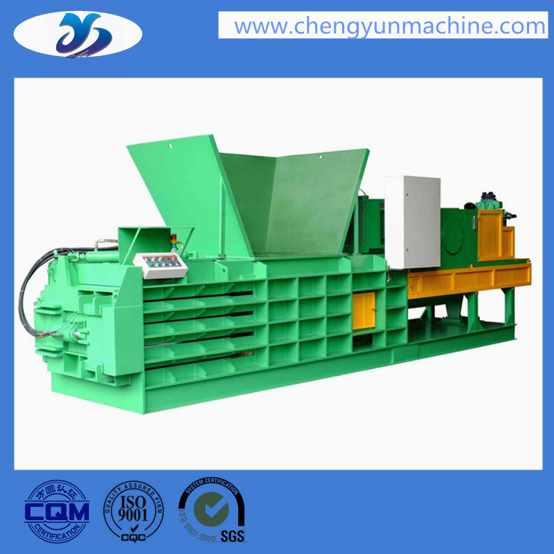 PLC Control Manual Belting Baler