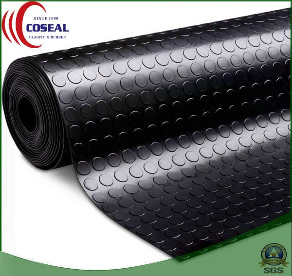 Five Colors of Cr (Neoprene) Rubber Mat for Floor