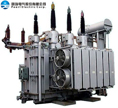 03.01_Oil-Immersed Power Transformer