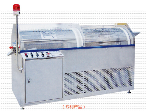 Soft Capsule Shaping and Drying Machine