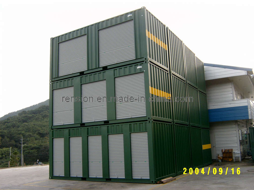 Custom Made Container