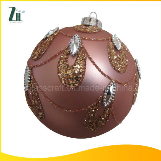 2016 Hot Sale Hand-Painted Christmas Decoration