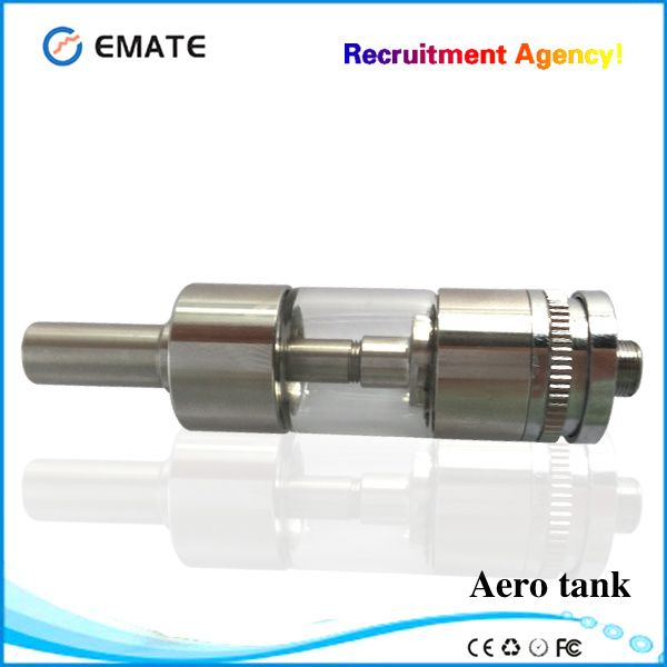 New Adjustable Airflow Aerotank Clearomizer, Vaporizer, Atomizer (aero tank)