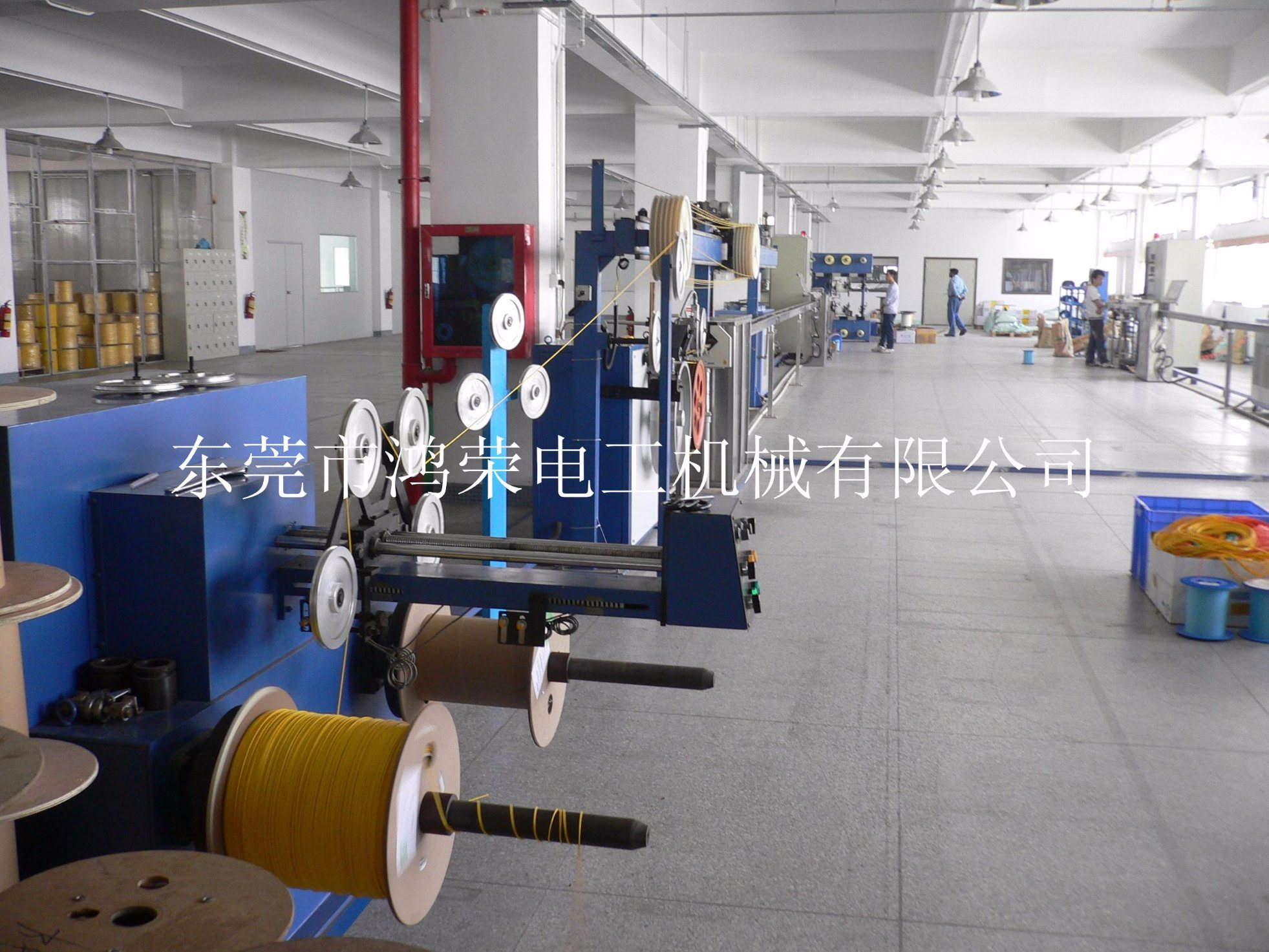 Optical Fiber Cable Machine