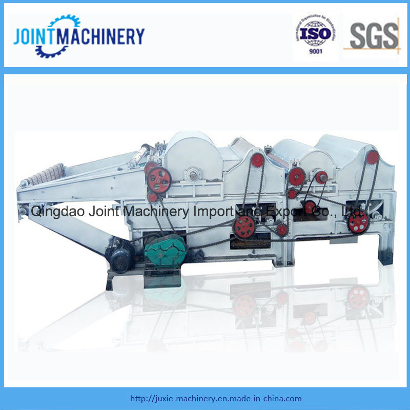 Cotton Waste Recycle Machine for OE Spinning