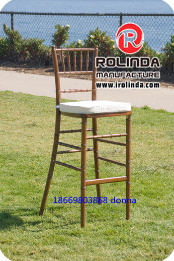 Wood Chiavari Chair Barstool Chair