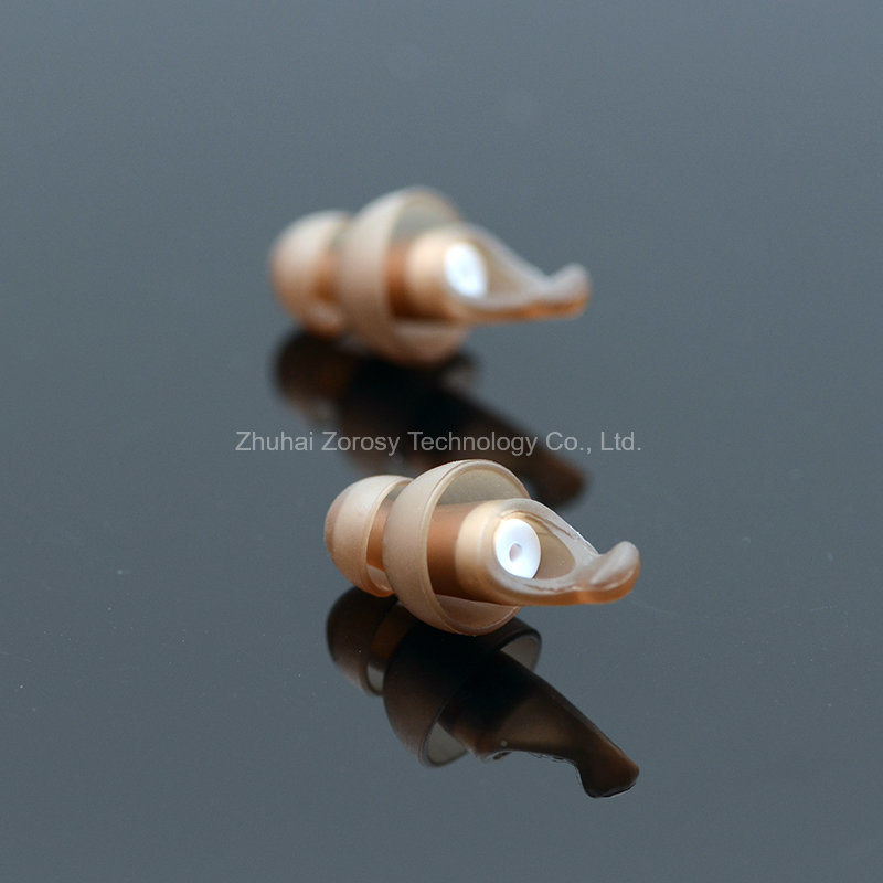 23dB Silicone Earplug with T-Filter