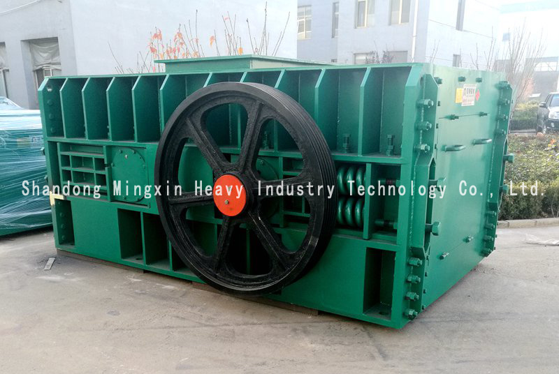 2pg Double Toothed Roller Crusher for Crushing Coal