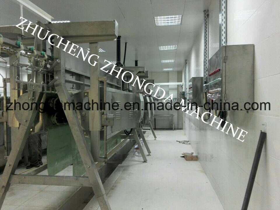 Chickne Farm and Slaughter Machine Line