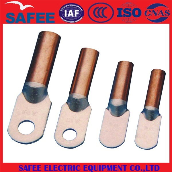 China Copper-Aluminum Connecting Terminals of Dl Series - China Connector, Power Fitting