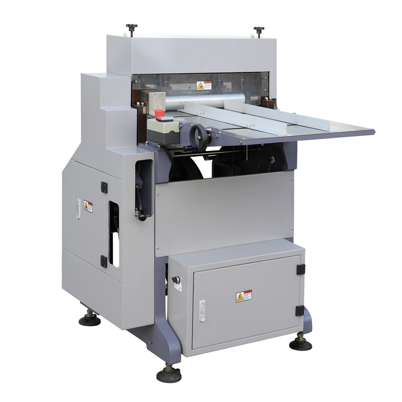 Hardcover Book Spine Cutting Machine