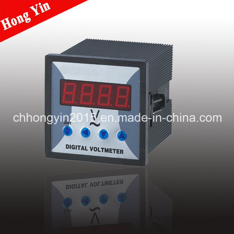 Dm48-U CE Approved Digital Voltmeters