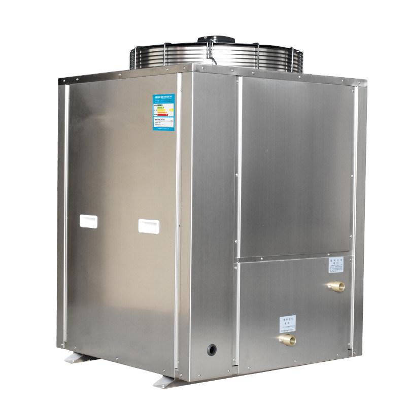High Temperature Heat Pump 75-80 Degree/R134A/10kw-150kw Heating Capacity