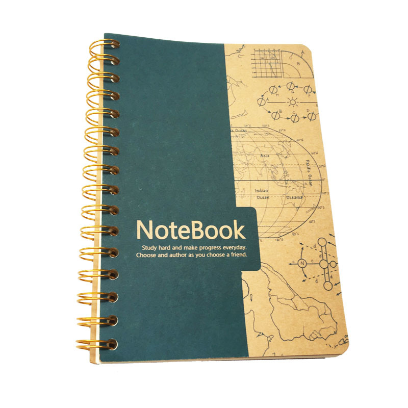 Hot Sale Customized Stationery Spiral Notebook