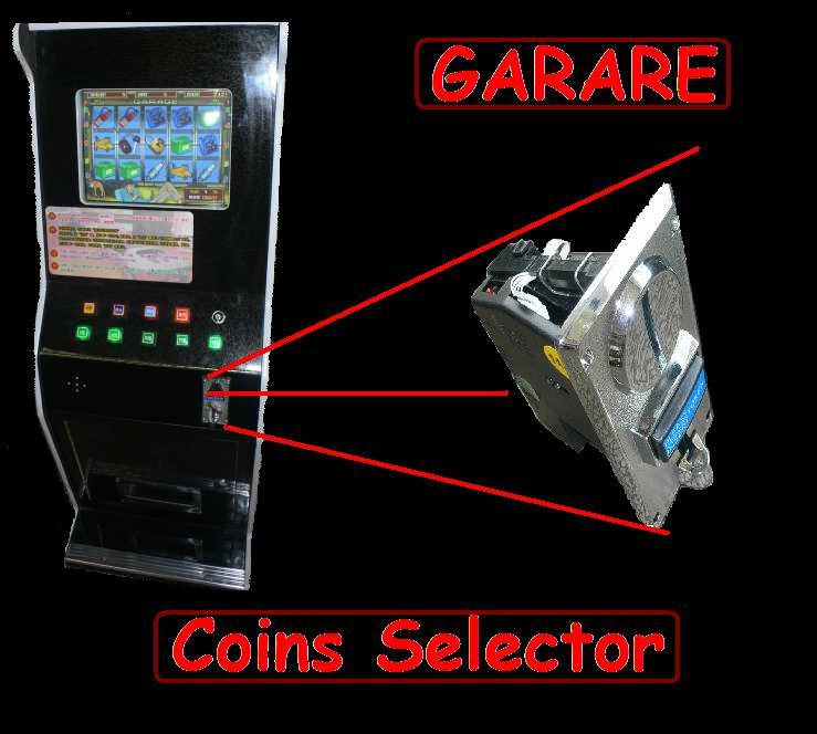 slot machines parts