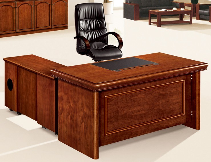 China High End Executive Desk Office Furniture Fohs A2003 Photos Pictures Made In