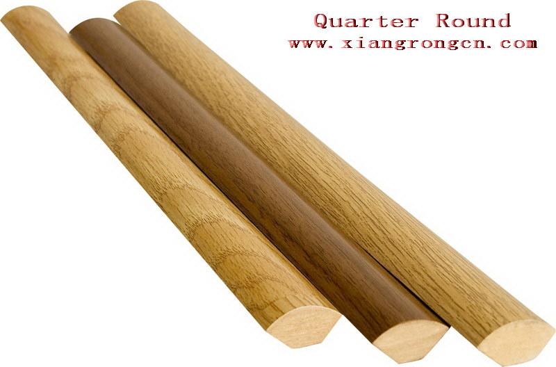 Quarter round for laminate flooring accessory china for Floor quarter round