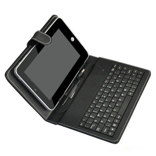 "USB Keyboard Case for 7"" Tablet PC"