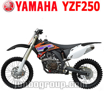 yamaha 250cc dirt bike - photo #15
