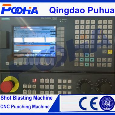 CE AMD-357 Hydraulic CNC Turret Punching Machine