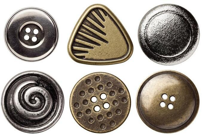 European Standard and Environment-Friendly Standard Clothing Apparel Button