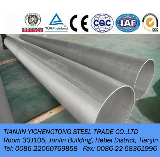 Specialized in Producing Stainless Welded Steel Pipe