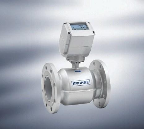 Krohne Electromagnetic Flowmeter (Optiflux2000/4000, IFC300)