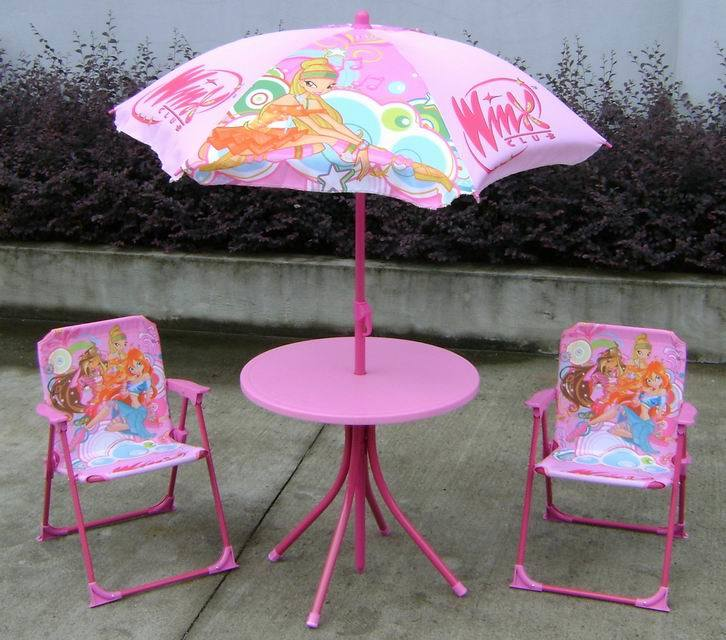 China Kids Patio Furniture Set A China Baby furniture kids patio set