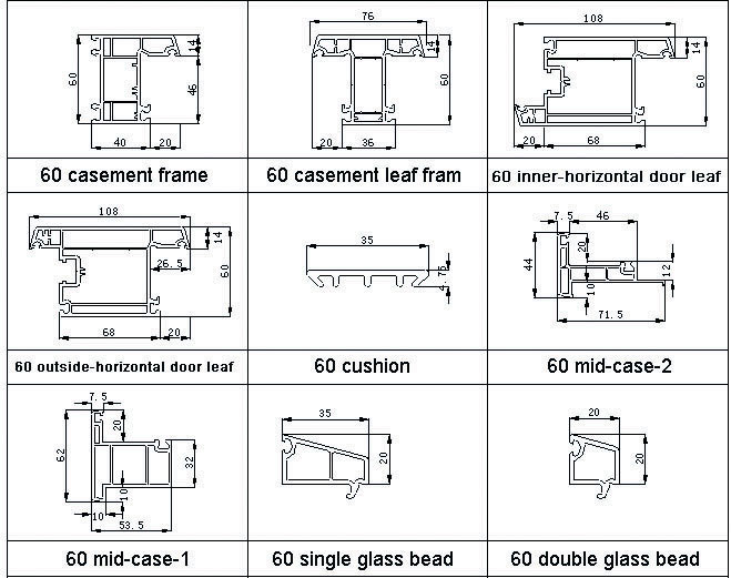 UPVC French doors, anoyone know part names? | Overclockers UK Forums