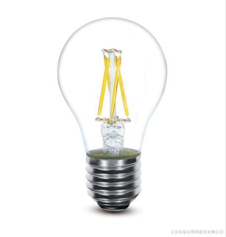 4W 450lm Lfl 360degree Filament A60 LED Bulb