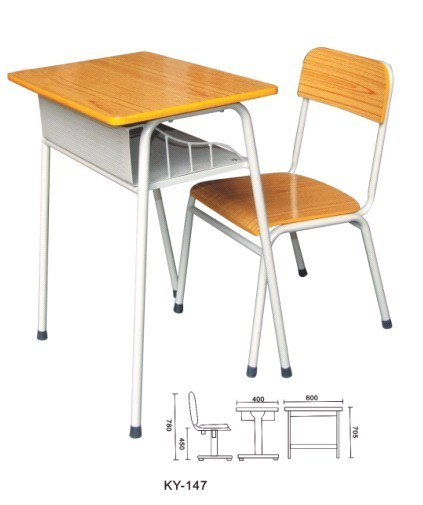 China educational school classroom furniture ky 147 for School furniture from china